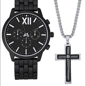 INC International Concepts Bracelet Watch …
